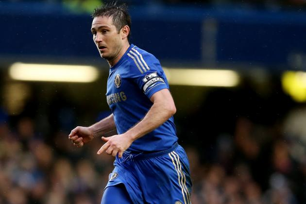 Lampard Reveals Tambling Support
