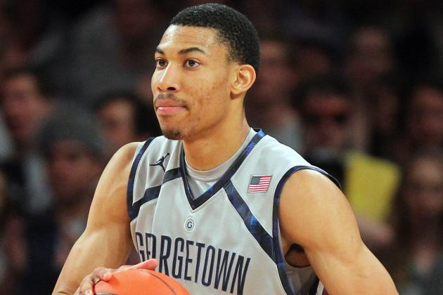 Otto Porter Jr. Named First Team All-American