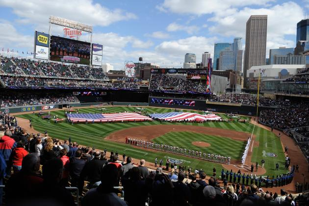 Twins Worth $578M on Forbes' List of Most Valuable MLB Teams