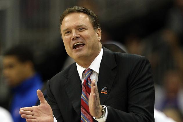 Kansas Arrives in Dallas, 'excited' to Meet Michigan