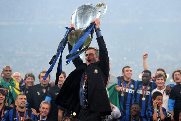 Inter Milan Rule Out Mourinho Return