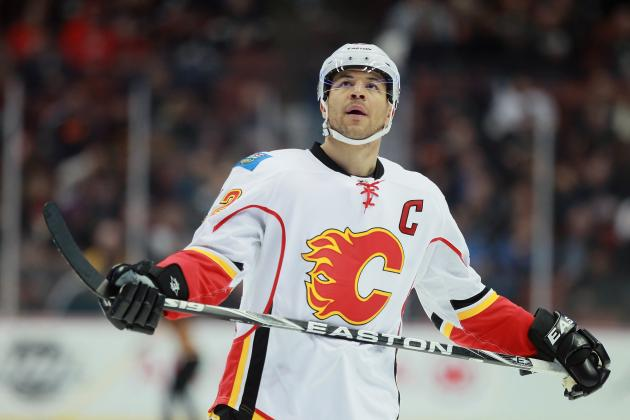 Iginla Says Goodbye to Calgary as He Gets Set to Join Pens