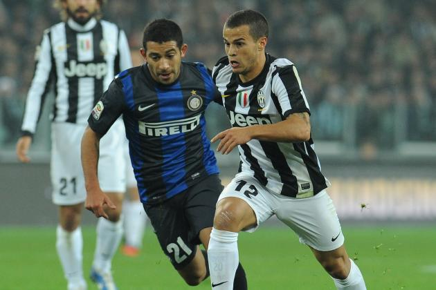 Juventus Face Inter Milan Test
