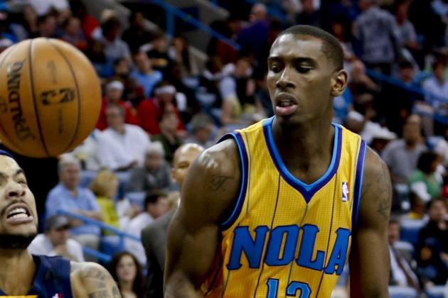 Hornets Sign Terrel Harris for Rest of Season