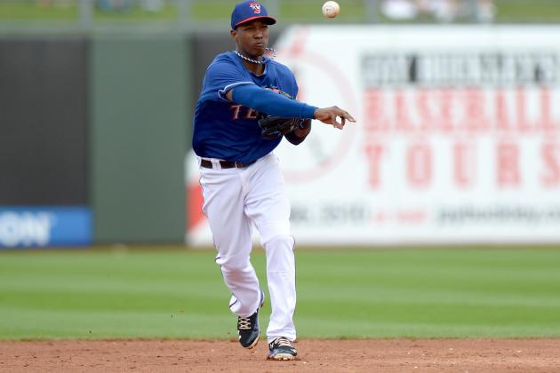 Jurickson Profar on Being Sent to Triple-A: 'This Is Good for Me'