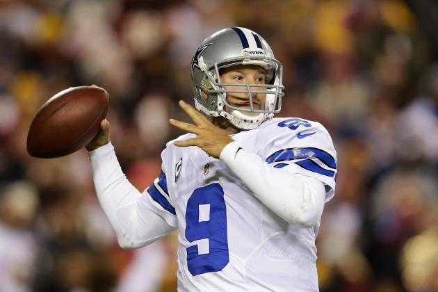 2013 Dallas Cowboys Schedule: Full Listing of Dates, Times and TV Info