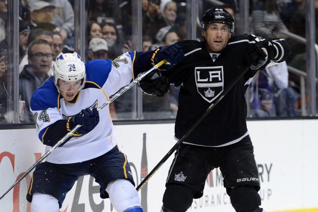 Los Angeles Kings @ St. Louis Blues Preview