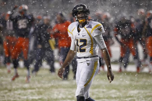 Oakland Raiders: Geno Smith Can't Be the Pick
