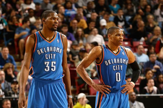 OKC Thunder Chasing NBA History in More Ways Than One