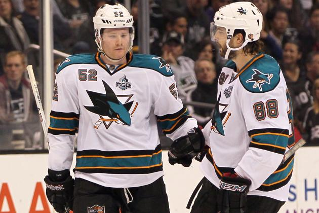 Sharks Cruise After Strong Start Against Ducks