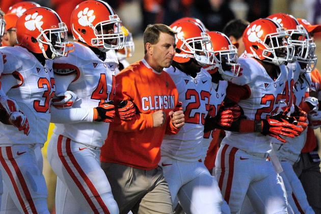 Dabo Swinney Says Tiger Defense 'night and Day' Ahead of This Time Last Year