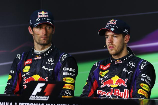 Red Bull Issues Now 'settled', Claims Helmut Marko