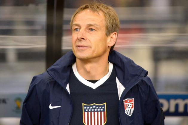Has Jurgen Klinsmann Been a Success or Failure as Manager of the USMNT?