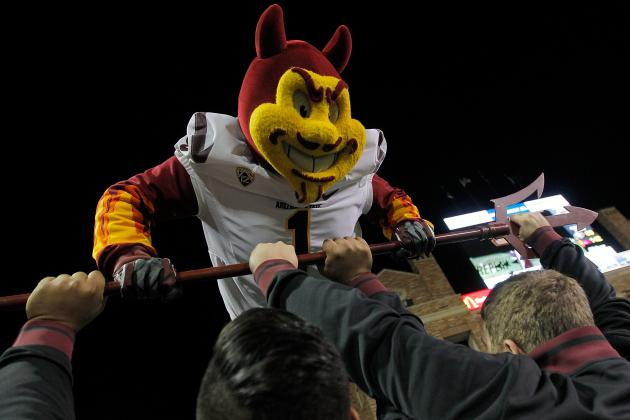 ASU Football Adds Kicker Zane Gonzalez to 2013 Recruiting Class