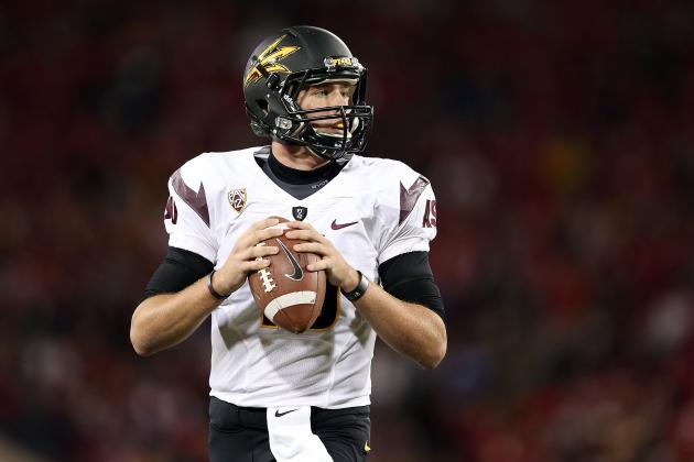 Why First Two ASU Spring Football Scrimmage Are Closed