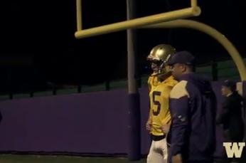 Video : Asst. Coach Johnny Nansen 'Mic'd Up' for Spring Practice