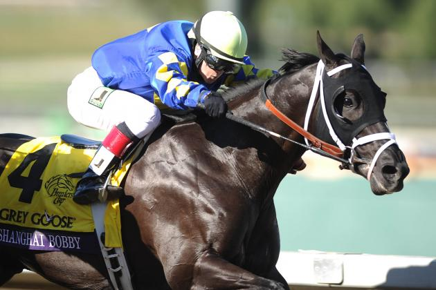 Florida Derby 2013: Breaking Down Favorites to Win at Gulfstream Park