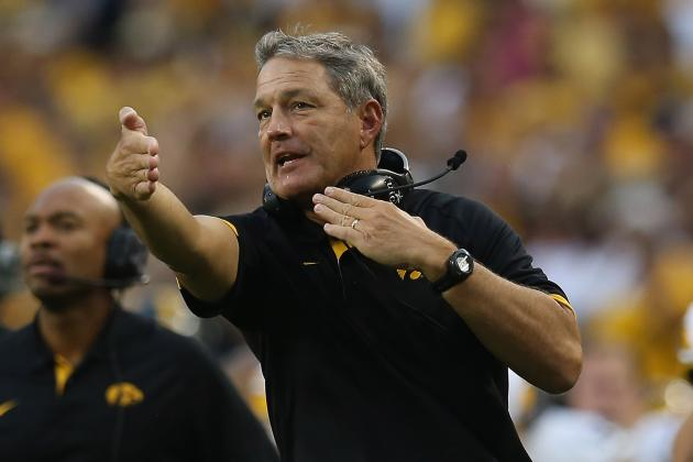 Harty: Iowa's QB Situation Up in the Air