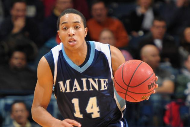 All-Conference Guard Justin Edwards Transferring from Maine