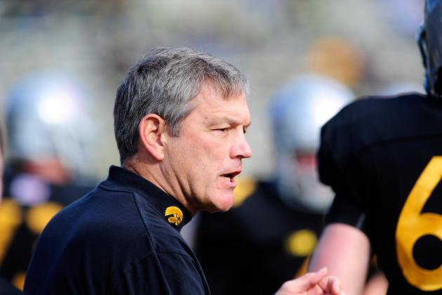 Kirk Ferentz Gives Offseason State-of-the-Hawkeyes Address