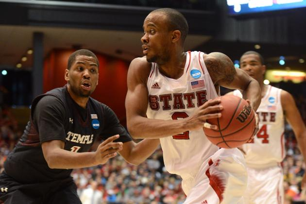 NC State Junior Guard Lorenzo Brown to Enter NBA Draft
