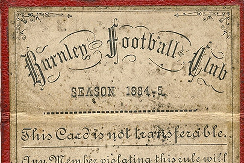 World's Oldest Season Ticket Found