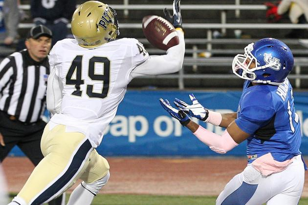 Pitt's Williams Adjusts Fast to New Role as Safety