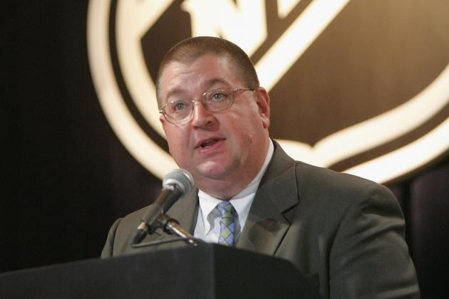 GM Feaster Reveals Change Was Iginla's Call