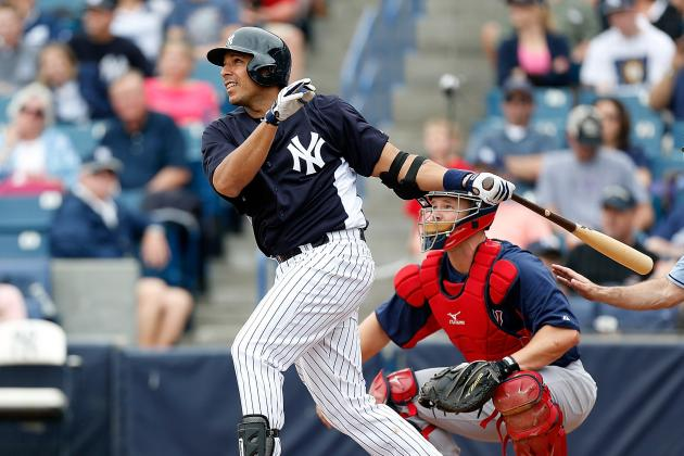 Report: Yanks Release Juan Rivera