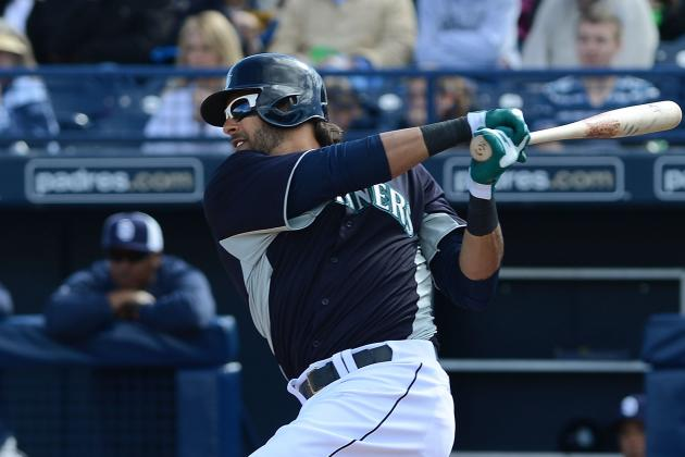 Morse Sets Mariners' Spring HR Record