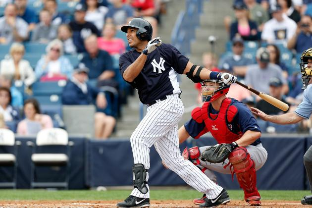 Report: Yankees Release Juan Rivera