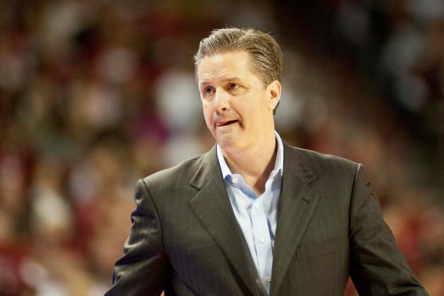 Calipari, Others Stop by to Visit Andrew Wiggins