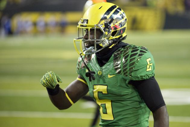 How Oregon Can Put De'Anthony Thomas in Position to Win 2013 Heisman