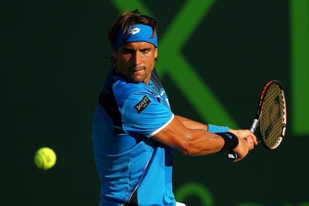 David Ferrer vs. Tommy Haas May Preview Trouble for Rafael Nadal's French Open