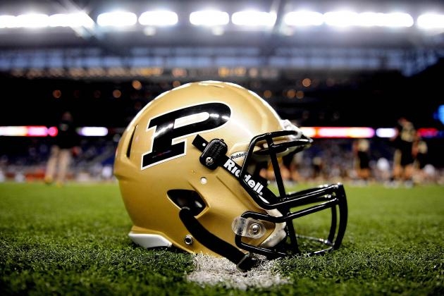 Could Administrative Shift Help Purdue Football?