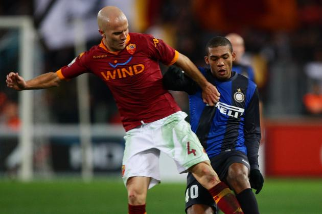Coppa: Inter-Roma Semi Date Set
