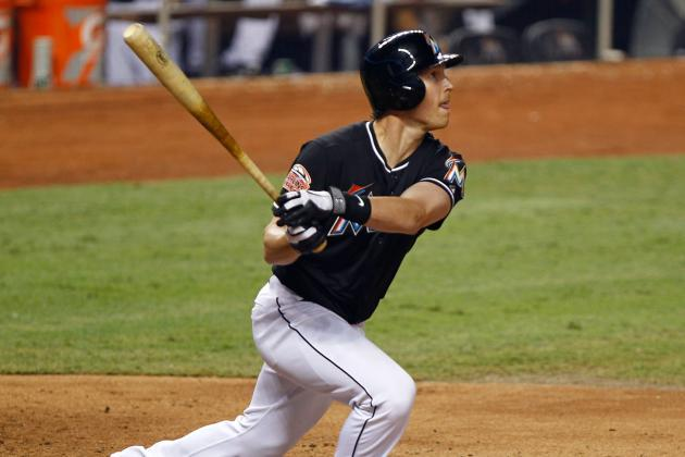 Miami Marlins' Chris Coghlan Showing Flashes of 2009 Form