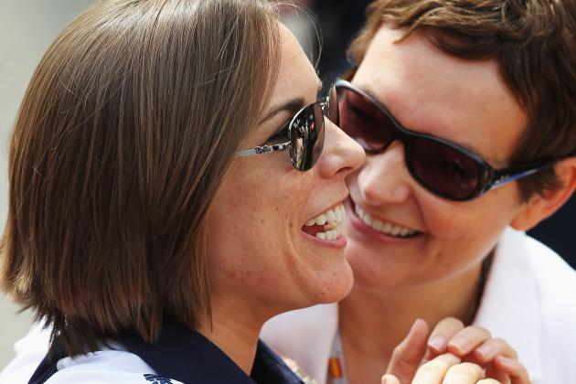 Claire Willams Promoted to Deputy Team Principal at Williams F1