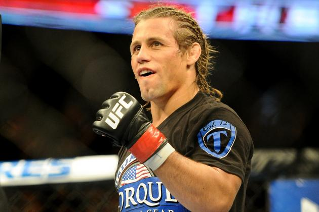 Urijah Faber Not Apologizing for Always Being in Title Contention in the UFC