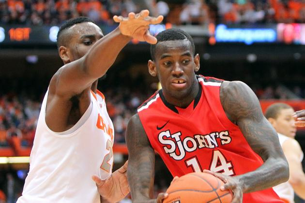 St. John's Sampson Expected to Return, Harrison 'Intends To' Come Back