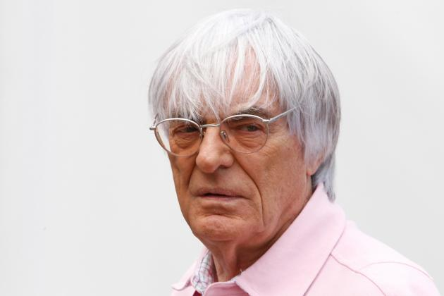 Bernie Ecclestone Backs Sebastian Vettel in Team Order Controversy