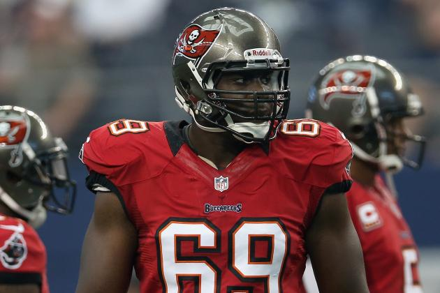 Bucs Lock Up Demar Dotson for Four More Years
