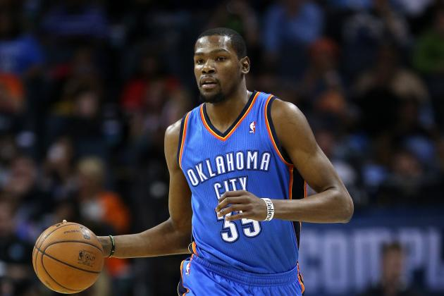 A Timeline of Kevin Durant's Personality Evolution