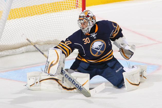 NHL Trade Rumors: Ryan Miller, Roberto Luongo and More Buzz Around League