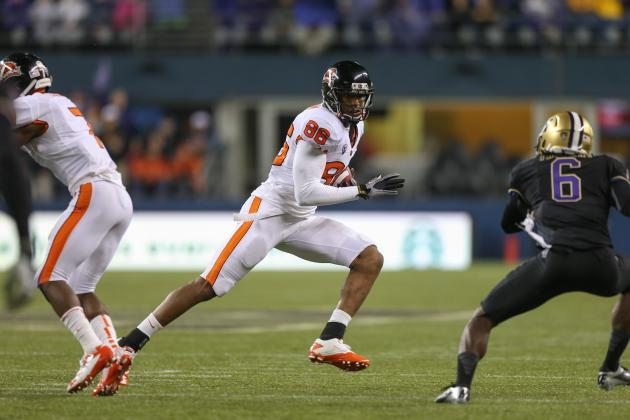 Oregon State Spring Football Preview: Wide Receivers and Tight Ends