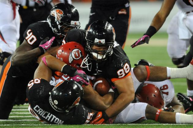Oregon State Spring Football Preview: Defensive Line