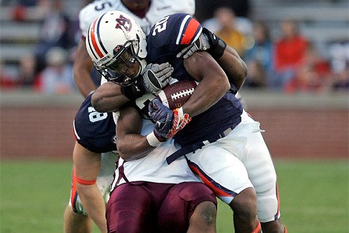 Auburn Football: Underrated Players Who Will Shine in 2013