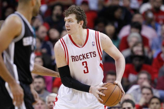 Omer Asik Fined for 2nd Flopping Violation