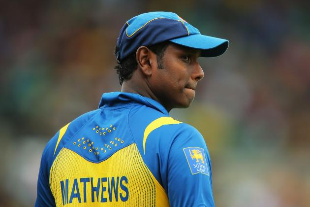 Angelo Mathews Named Pune Warriors' Captain