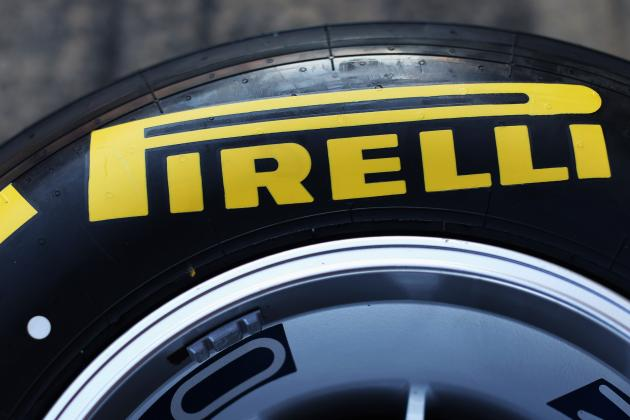 Pirelli Rules out Changing Tire Compounds